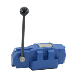 WMM16 25 32 Hand Operated Directional Spool Valve